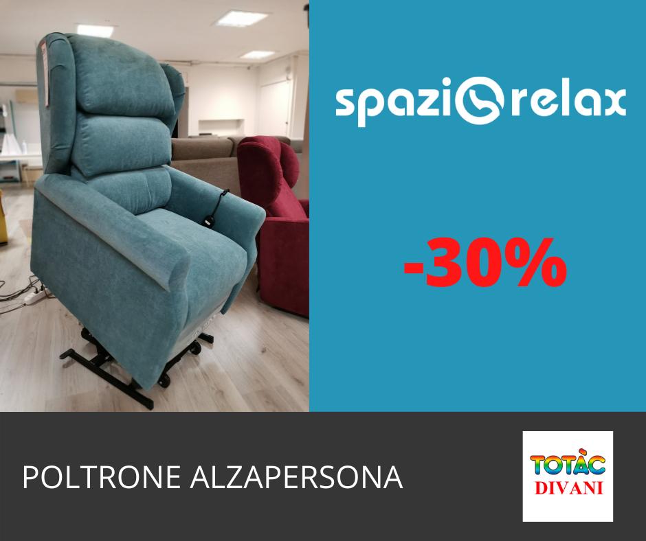 POLTRONA RELAX ALZAPERSONA 3
